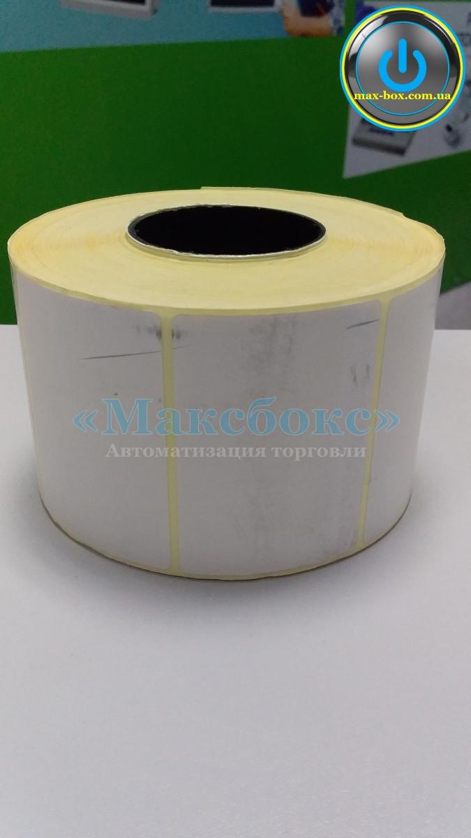Термоэтикетка 95x45 Термо ЭКО