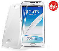 Пластиковый чехол Imak Crystal для Samsung Galaxy Note 2 N7100 прозрачный