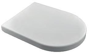 Пластиковая крышка для унитаза Лотос микролифт Sydanit