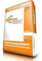 Цемент ПЦ ІІ/Б-Ш 400 Евроцемент 50кг