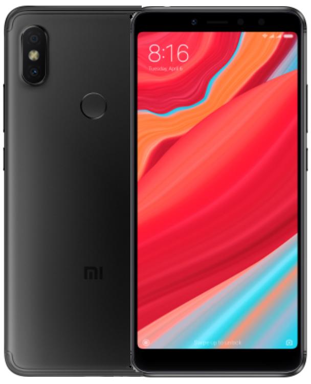 "Xiaomi Redmi S2 Black 4/64 Gb, 5.99"", Snapdragon 625, 3G, 4G (Global)"