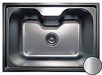 Кухонная стальная мойка мини Galati Bella  SATIN