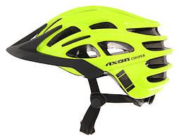 Велошлем P701052 Axon Choper S-M Neon-Yellow