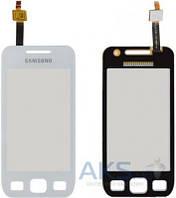 Сенсор (тачскрин) для Samsung Wave 525 S5250, Wave 575 S5750 White