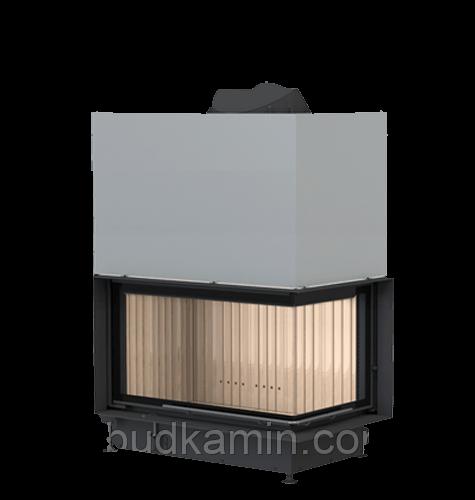 Каминная топка Brunner Architektur-Eck-Kamin 45/82/48 правое боковое стекло