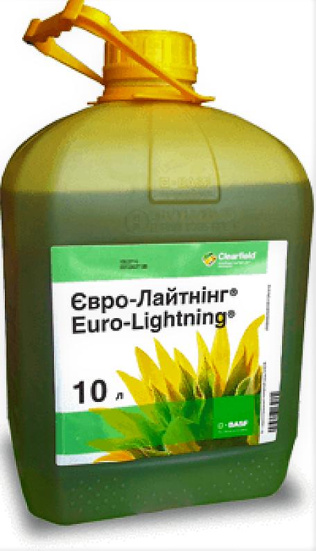 Послевсходовый гербицид Евро-лайтинг