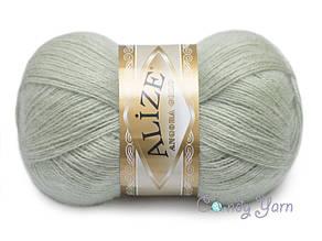 Alize Angora Gold, Пастельно-зеленый №267