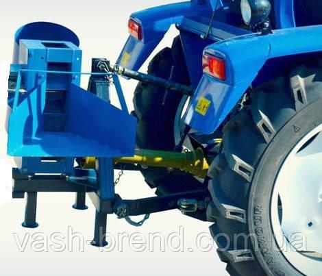 Подрібнювач гілок для трактора (двостороння заточка ножів)