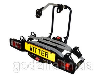 Крепление для велосипедов на фаркоп WITTER ZX502