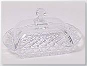 Масленка стеклянная №533-10
