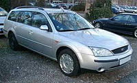 Разборка Ford Mondeo 2004г. 2.0 D