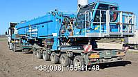 Международные перевозки негабаритных грузов Украина - Италия. Аренда трала. Негабарит