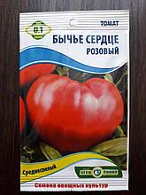 Семена томата Бычье сердце розовый 0,1 гр