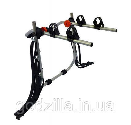 Крепление для велосипедов на крышку багажника AGURI TOUR 2