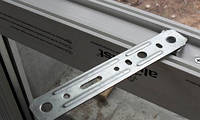 Анкерные пластины универсальные АПУ 14 см (толщ 1,1 мм) (500 шт/уп)