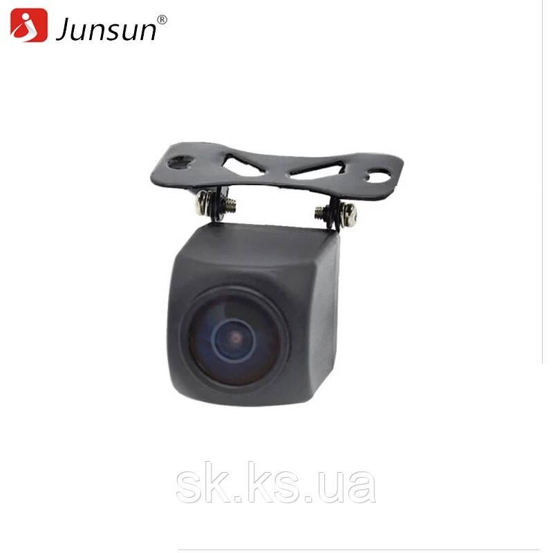 Оригинальная задняя камера для видеорегистраторов Junsun 5 mpx 5,7 м. с переходником 5 pin