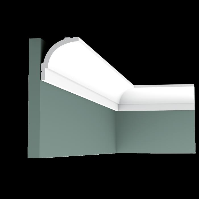 CB525N карниз  Orac Décor 200 x 6,5 x 6 cm