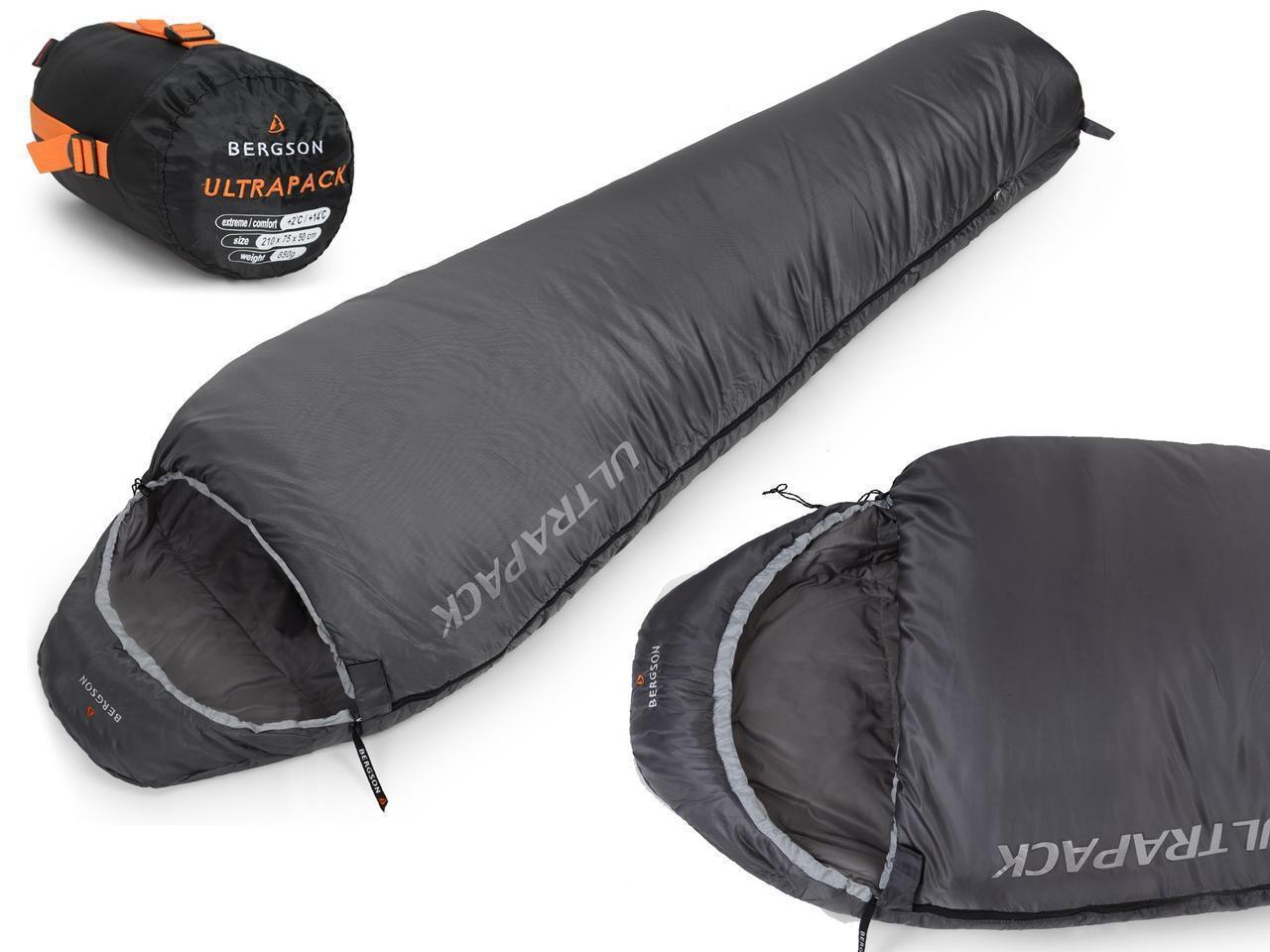 Спальный мешок BERGSON SUPERPACK