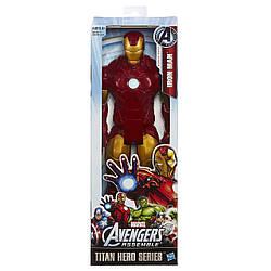 Велика іграшка Залізна людина (Месники) 30 см, - Iron Man , Avengers, Titans, Hasbro