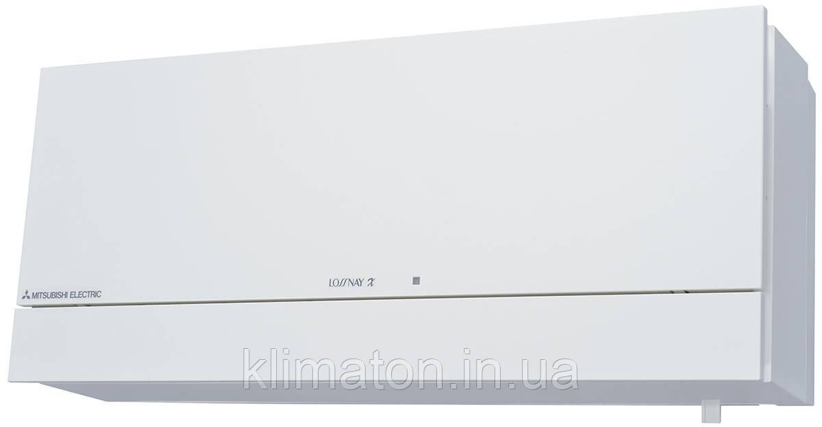 Приточно-вытяжная система с рекуперацией Mitsubishi Electric LOSSNAY VL-100EU5-E