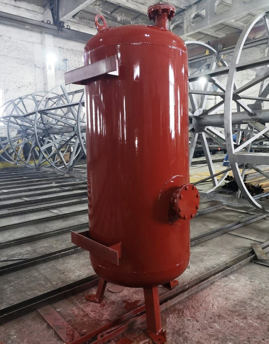 Ресивер - резервуар для высокого давления и вакуума
