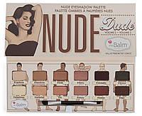 Палетка теней theBalm Nude Dude Palette (реплика)