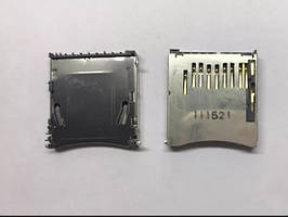Слот для карт памяти фотоаппаратов Nikon  D3100, D5000, D5100, D90