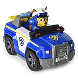 Игровой набор Чейз с машинкой Щенячий Патруль PAW Patrol  Chase's Highway Patrol Cruiser with Launcher and Ch, фото 2