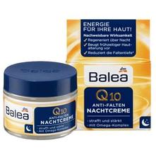 Крем для лица Balea Anti-falten ночной Q10+Омега (35+) 50 мл