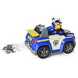 Игровой набор Чейз с машинкой Щенячий Патруль PAW Patrol  Chase's Highway Patrol Cruiser with Launcher and Ch, фото 3