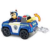 Игровой набор Чейз с машинкой Щенячий Патруль PAW Patrol  Chase's Highway Patrol Cruiser with Launcher and Ch, фото 4