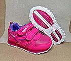 Кроссовки с разноцветными огоньками, р. 23 (14,3 см), фото 2