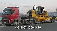 Международные перевозки негабаритных грузов Украина - Дания. Аренда трала. Негабарит