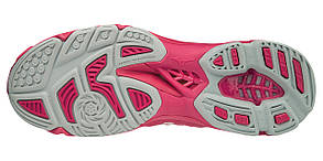 Женские волейбольные кроссовки Mizuno Wave Lightning Z4 Mid (W) v1gc1805-60, фото 2