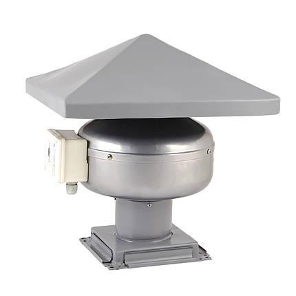 Даховий вентилятор канальний КВК 150, фото 2