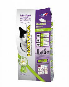 Сухой корм Natyka(Натика) Adult Cat Sterilized для стерилизованных кошек, 2 кг