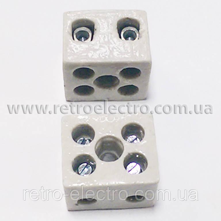 dcf3b4555be2 Керамические термостойкие клеммные колодки 2х2,5  продажа, цена в ...