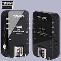 Радиосинхронизатор вспышек Yongnuo Yn-622 для Canon (2 шт), фото 1