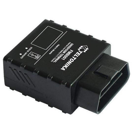 Teltonika FMB001 GPS трекер OBD2