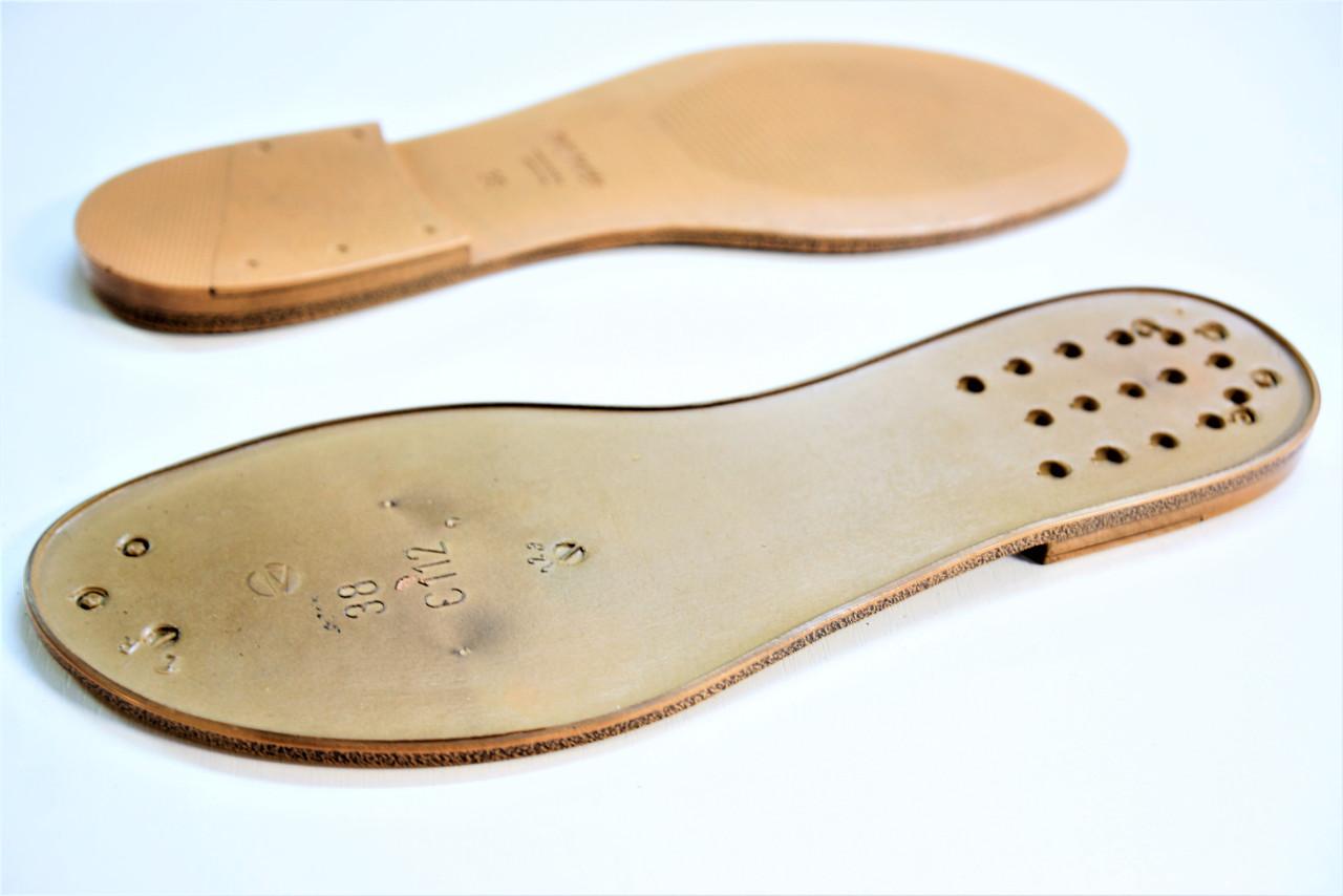 Подошва для обуви С112 бежевая р,36-41