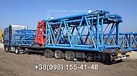 Международные перевозки негабаритных грузов Украина - Финляндия. Аренда трала. Негабарит