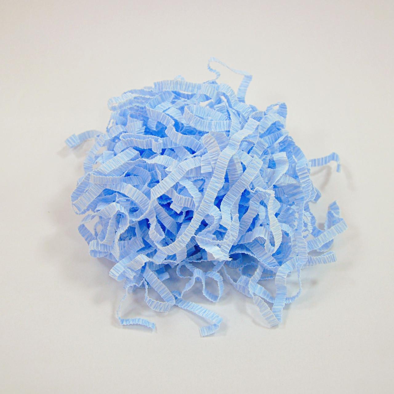 Паперовий наповнювач, блакитний