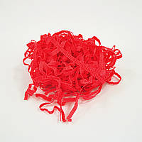 Бумажный наполнитель, красный
