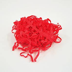 Паперовий наповнювач, червоний