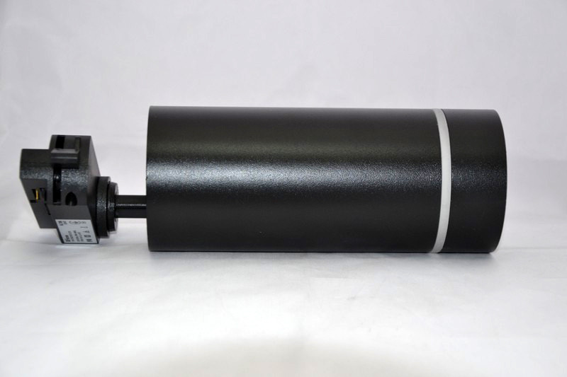 Светодиодный светильник трековый Feron AL106 SMD 10W черный 4000K