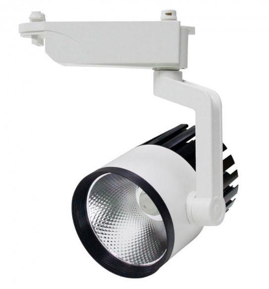 Світильник трековий Ultralight TRL620 20W білий LED