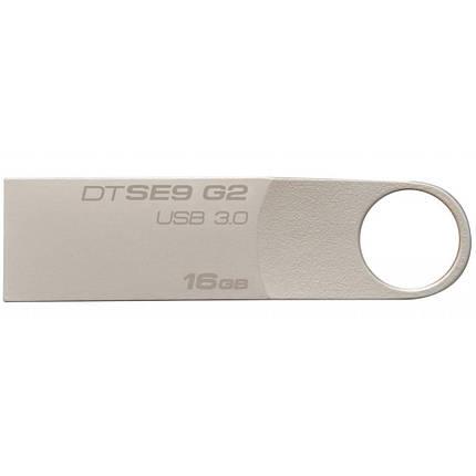 USB флеш накопитель Kingston 16Gb DataTraveler SE9 G2 USB 3.0 (DTSE9G2/16GB), фото 2