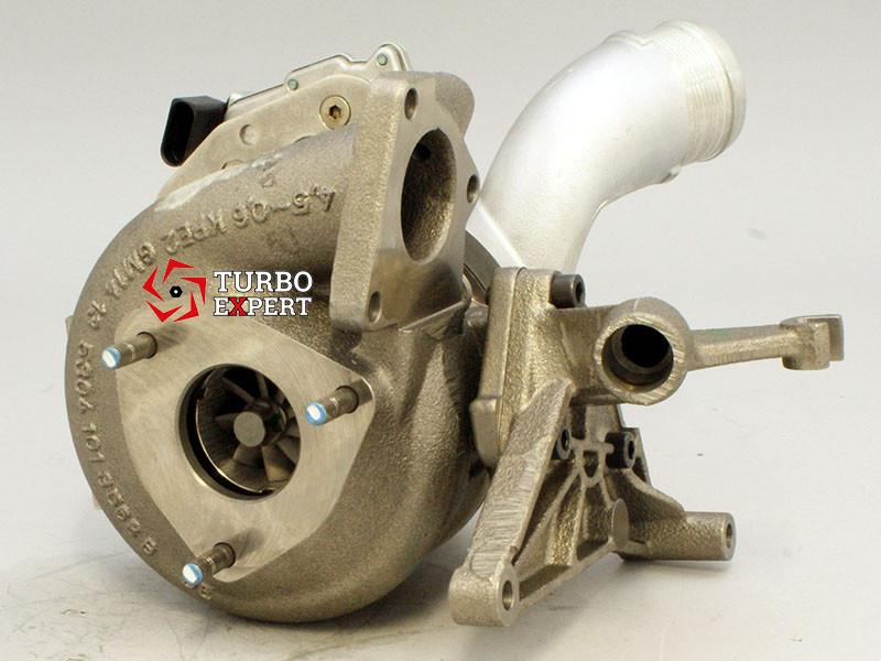 Турбины 53049880054 (Audi A4 3.0 TDI (B7) 204 HP)