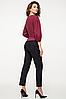 """Женская блузка с объемными рукавами """"Вольст"""", фото 3"""