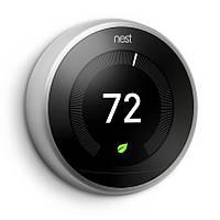 Термостат настенный Nest Learning Thermostat Gen3, Американская версия
